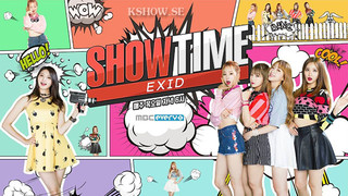 EXID's Showtime Episode 4 Cover