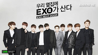 EXO Next Door cover