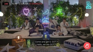 GOT7 X LieV cover