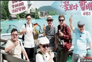 Grandpa Over Flowers Returns cover