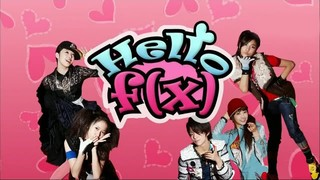 Hello F(x) Episode 2 Cover