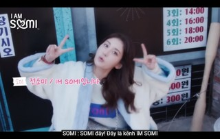 I AM SOMI Episode 4 Cover
