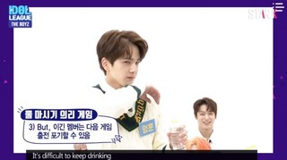 IDOL LEAGUE: THE BOYZ Episode 1 Cover