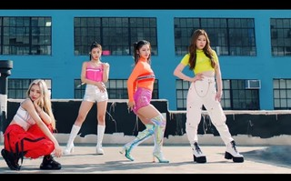 "ITZY ""ICY"" MV BEHIND cover"