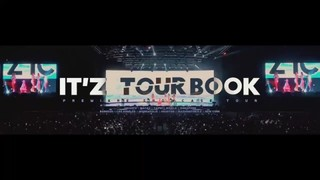ITZY IT'z TOURBOOK cover
