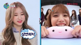 IZ*ONE Amigo TV Episode 1 Cover
