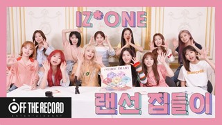 IZ*ONE Housewarming Party cover