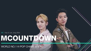M Countdown Episode 554 Cover
