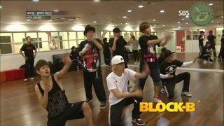 Match Up: Block B Returns Episode 1 Cover