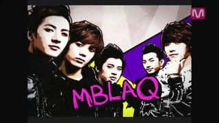 MBLAQ Sesame Player Episode 10 Cover
