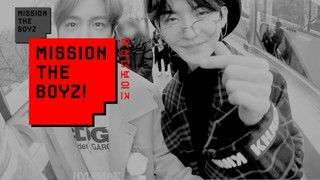 Mission The Boyz Episode 1 Cover