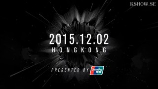 Mnet Asian Music Awards In Hong Kong Episode 1 Cover