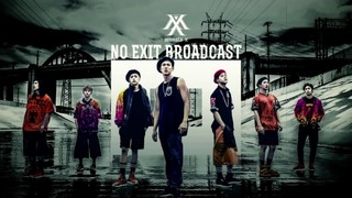 MONSTA X: No Exit Broadcast cover