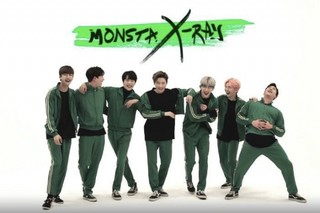 Monsta X - Ray: Season 1 cover