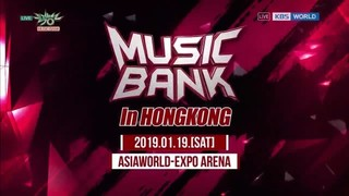 Music Bank in Hong Kong Episode 1 Cover