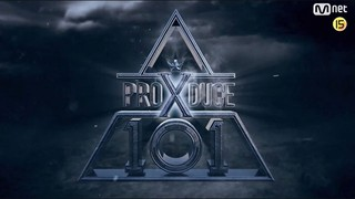 Produce X 101 Episode 1 Cover