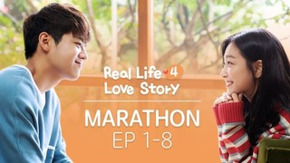 Real Love Story Episode 11 Cover