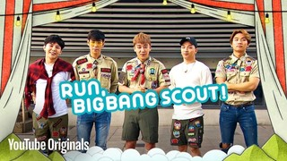 Run, Big Bang Scout! cover