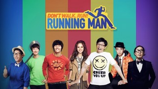 Running Man Episode 18 Cover