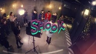 Shook cover