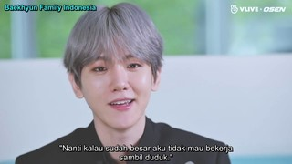 Star Road: Baekhyun Episode 1 Cover