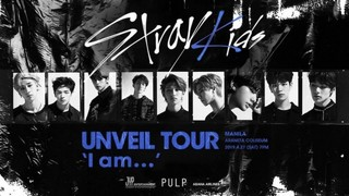 Stray Kids Unveil Tour in Thailand Episode 4 Cover