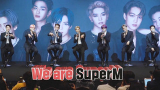 Super M: The Beginning cover