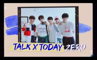 Talk x Today : Zero cover