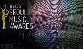 The 25th Seoul Music Awards cover