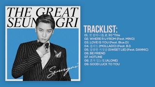 The Great Seungri cover