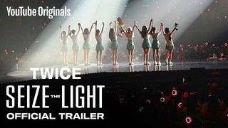 TWICE: Seize the Light cover