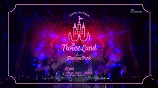 TWICELAND ZONE 2: FANTASY PARK cover