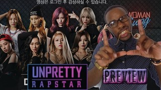 Unpretty Rapstar Season 2 cover
