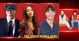 Voice Korea 2020 cover