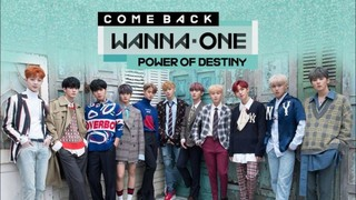 Wanna One Comeback Show - Power Of Destiny cover
