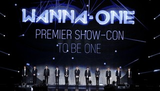 Wanna One Premier Show-Con cover