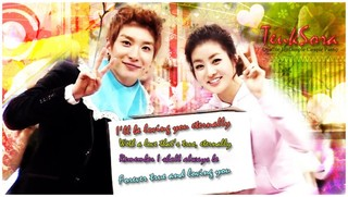WGM Teukso Couple Episode 13 Cover