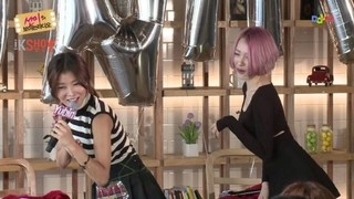 Yubin, Sunmi's You 'n Me Episode 4 Cover